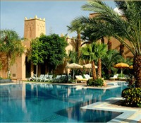 Le Berbere Palace Pool