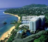 Kahala Resort: Bird's Eye View
