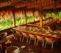 Lamanai Outpost Lodge Restaurant