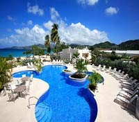 Spice Island Beach Resort Pool