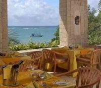 Leopard Beach Resort and Spa dining