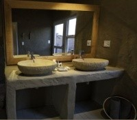 Little Kulala Lodge - Bathroom