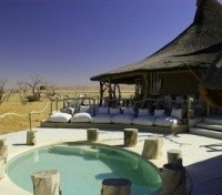 Little Kulala Lodge - Plunge Pool