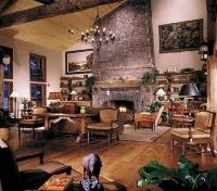 Teton Mountain Lodge & Spa Lobby