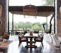 Londolozi Private Granite Suites Dining