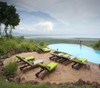 Serena Lake Manyara pool