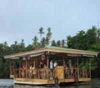 Mawamba Lodge Floating Restaurant