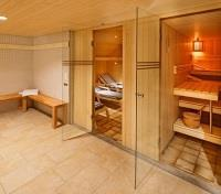 Metropole Sauna Facilities