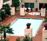 Monterey Marriott Pool