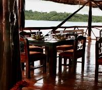 Napo Wildlife Center - Dining
