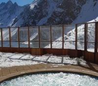 Portillo Hotel Hot Tub