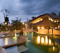 Pool at Hotel Royal Corin Resort & Loto Spa