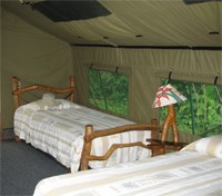 Rafiki Safari Lodge Room