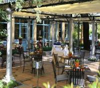 The Franschhoek Country House & Villas Terrace