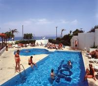 Rhodos Beach Hotel - Pool