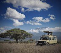 Game Drives, Satao Elerai