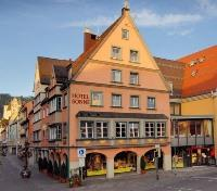 Romantic road discovery germany tours luxury travel for Fussen design hotel