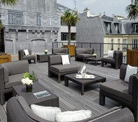 Hotel Fouquet's Barriere Terrace