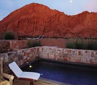 The Alto Atacama hotel Pool