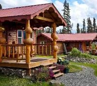 Ultima Thule Lodge Cabins