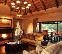Waterbuck Lodge - Lounge Area