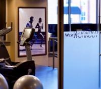 Westin Poinsett Workout Room