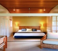 Heron Island Resort Guest Room