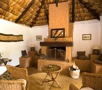 Arusha Safari Lodge - Living Room