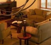 Monwana Game Lodge Lounge