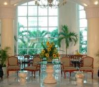 Presidente InterContinental Villa Mercedes Lobby
