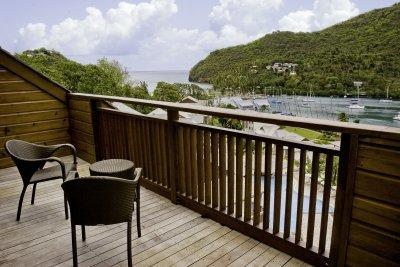 Marigot Hotel & Spa Bayview Room