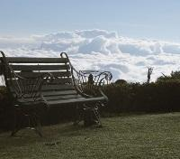 Bench on the Clouds