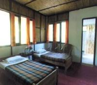 Chitwan Jungle Lodge Bedroom