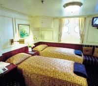 Category 3 Stateroom