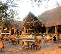 Chobe Safari Lodge Restaurant