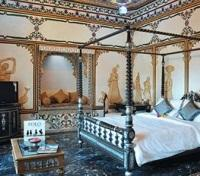 Chunda Palace - Bedroom