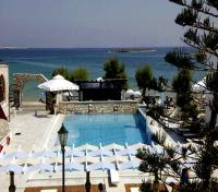 Contaratos Beach Hotel Pool