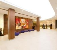 Crowne Plaza City Centre Lobby