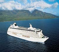 Crystal Serenity Cruise ship