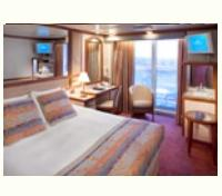 Category BF - Balcony Stateroom