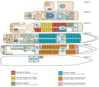 MV Orion Deck Plan