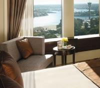 Deluxe Darling Harbour Room