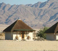 Desert Homestead Lodge