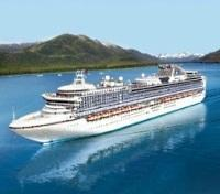 Diamond Princess Ship