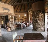 Kulala Desert Lodge - Dining