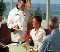 Oak Island Resort Dining