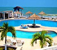 Elmina Beach Resort Pool