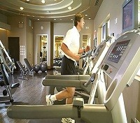 Pan Pacific Vancouver Hotel Fitness Club