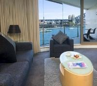 2 Bedroom Harbour View Suite