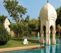 The Oberoi Rajvilas - Grounds